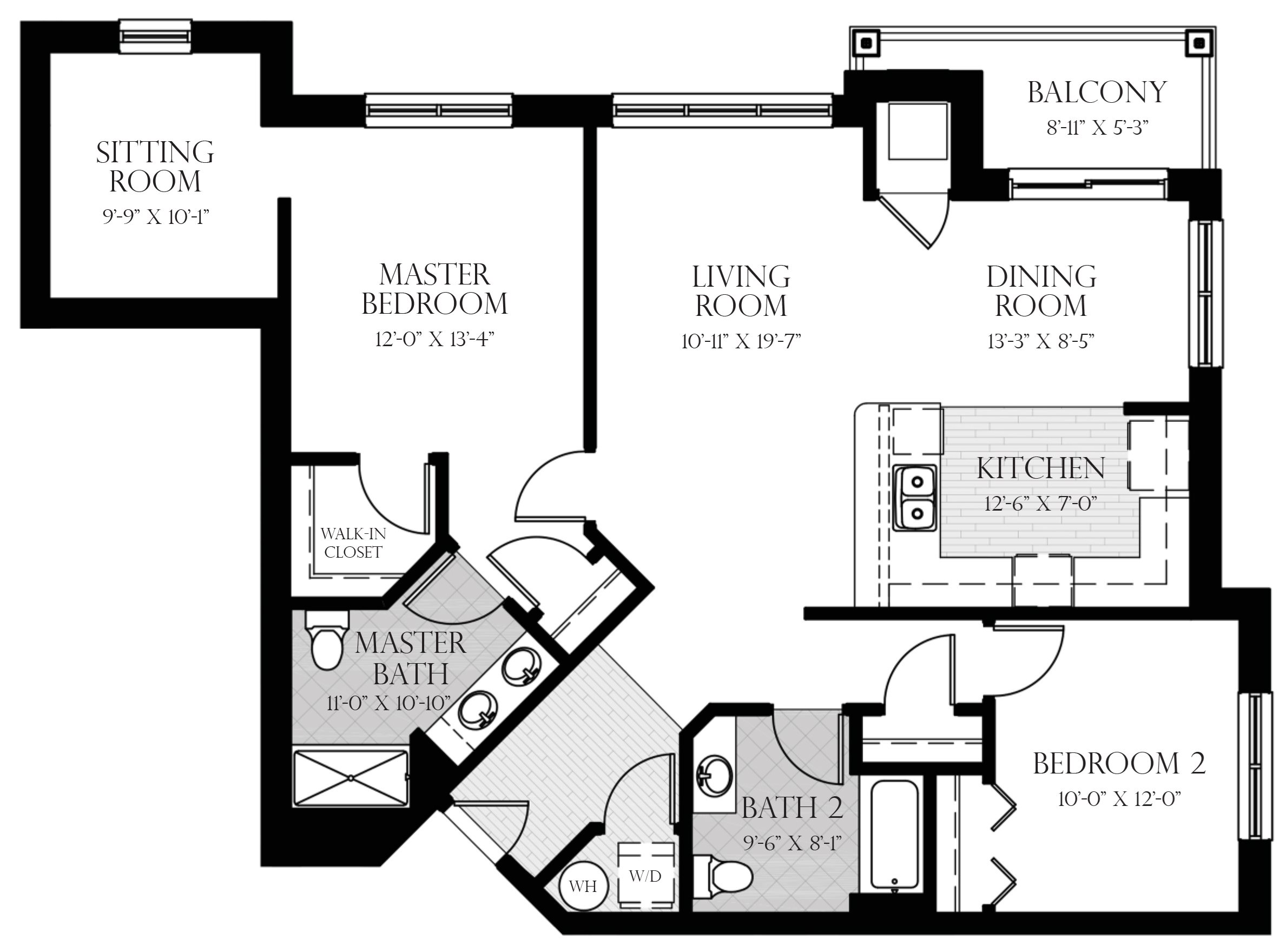 Evergreen Floor Plan 9