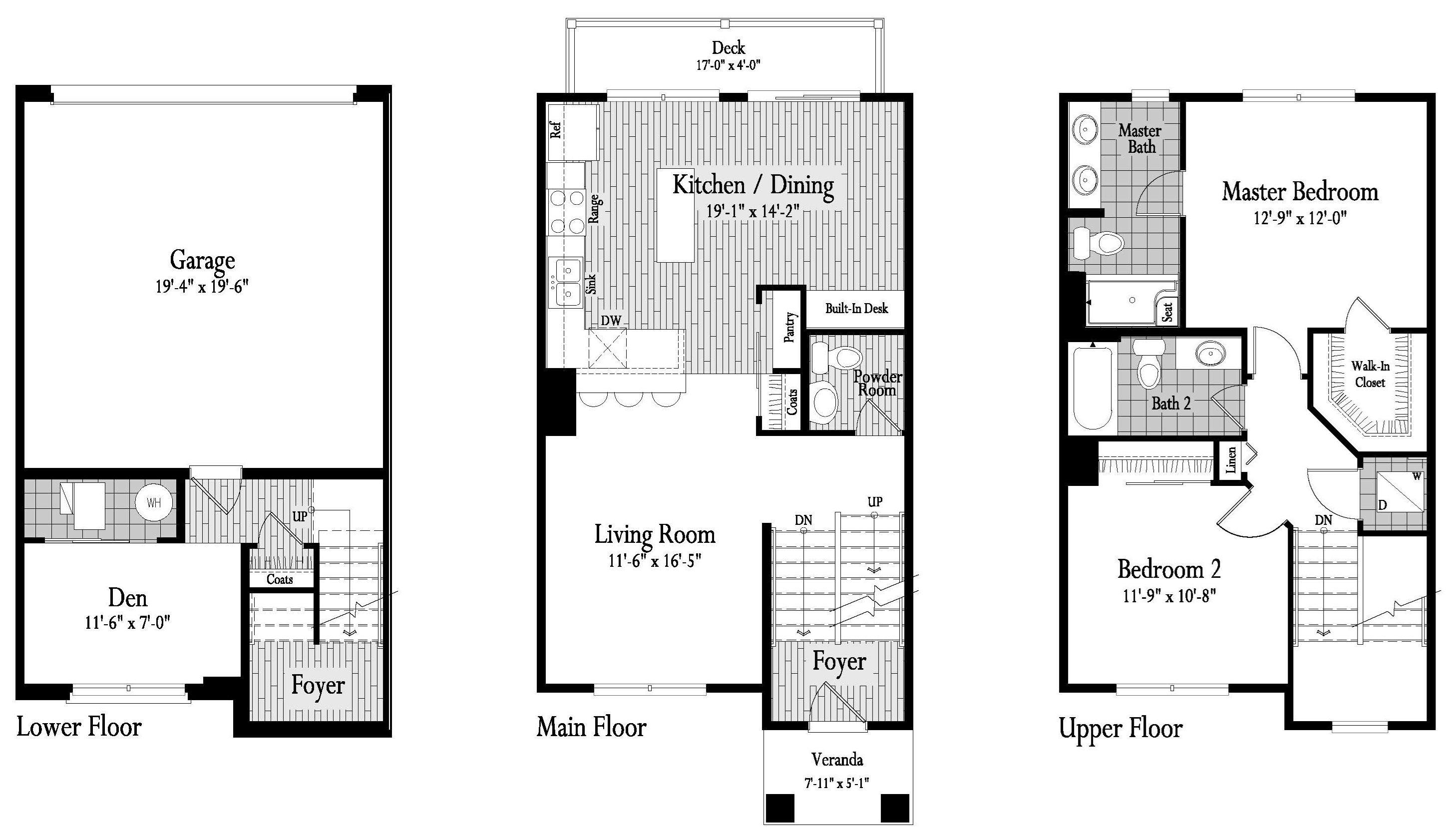 Newberry Floor Plan 11