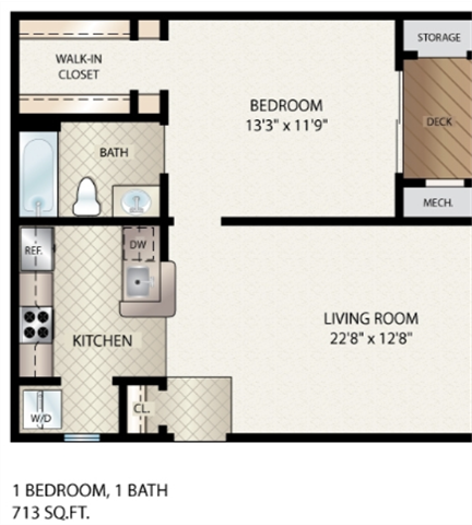 Warner West Floor Plan 2