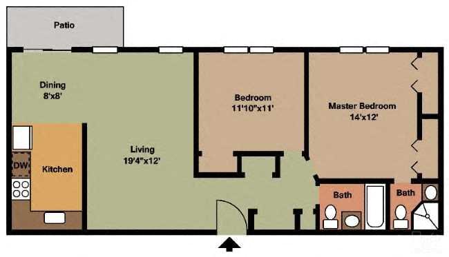 The Rockford Floor Plan 4