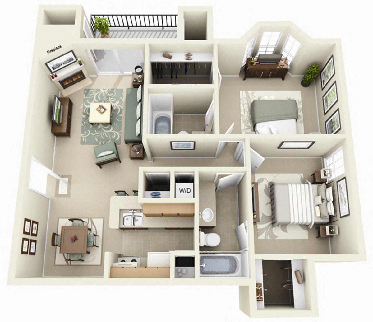 Windsor Floor Plan 5
