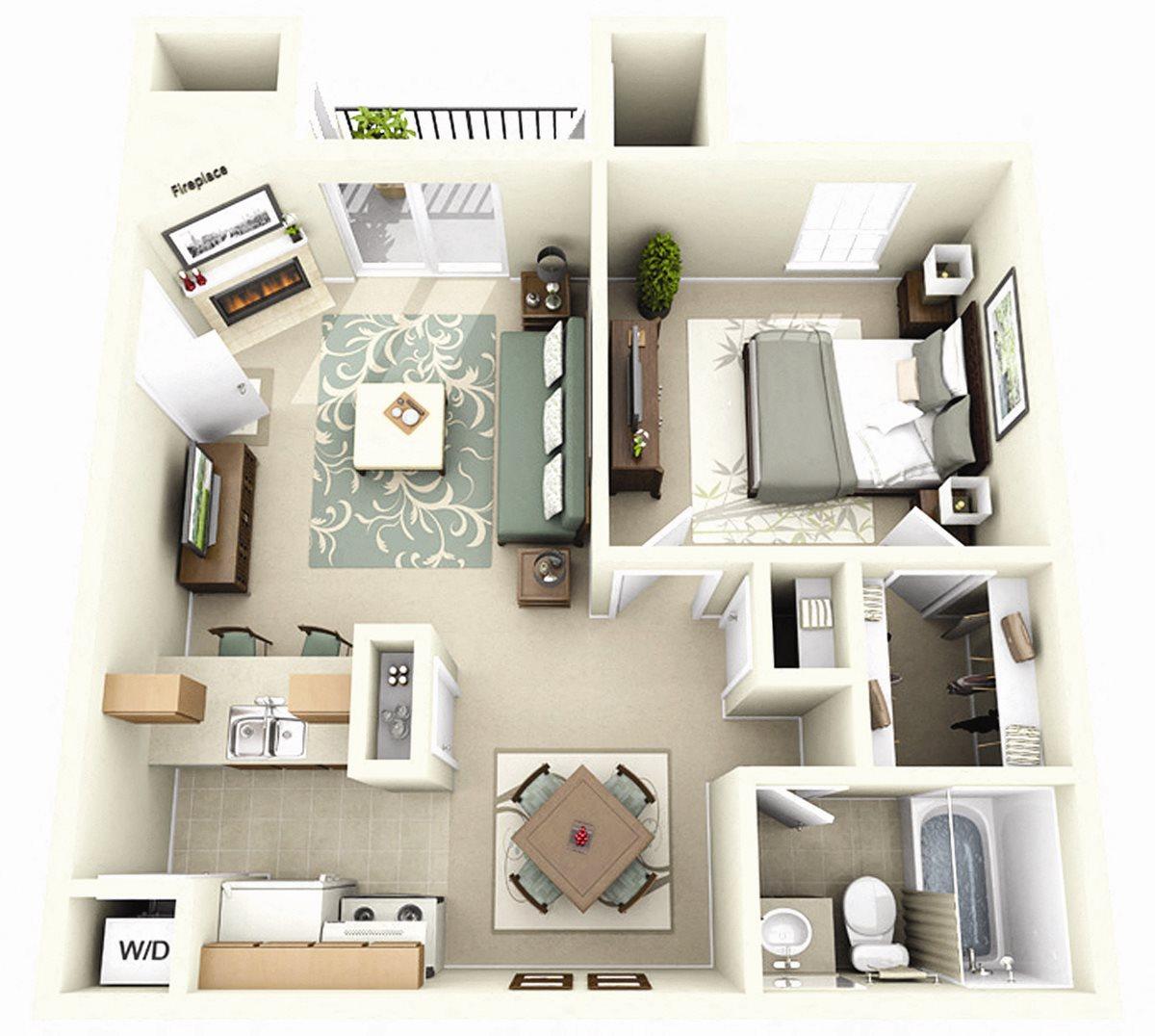 Brentwood Floor Plan 2