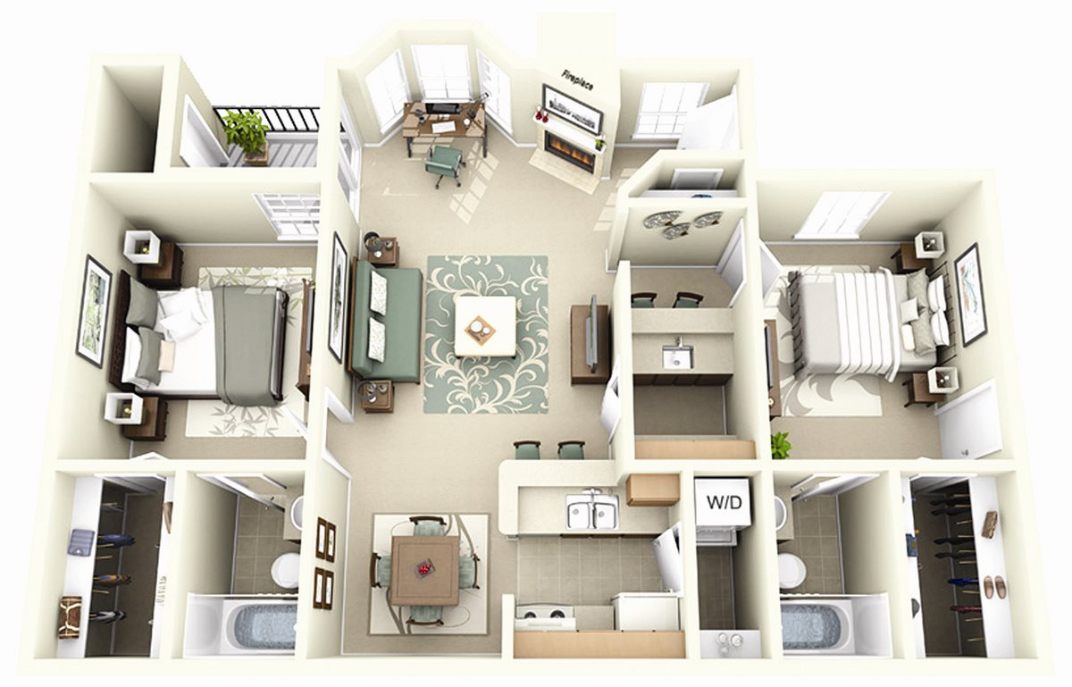 Stratford Floor Plan 6