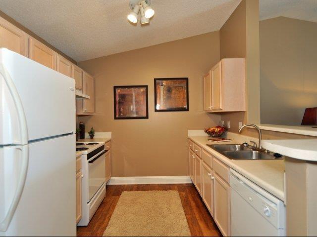 Well Equipped Kitchen at Lullwater at Calumet, Newnan, GA, 30263