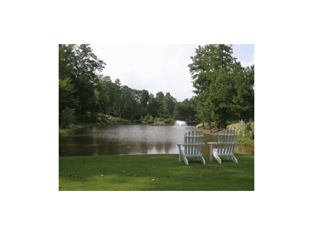 Lush Landscaping And Park-Like Setting at Lullwater at Calumet, Georgia, 30263