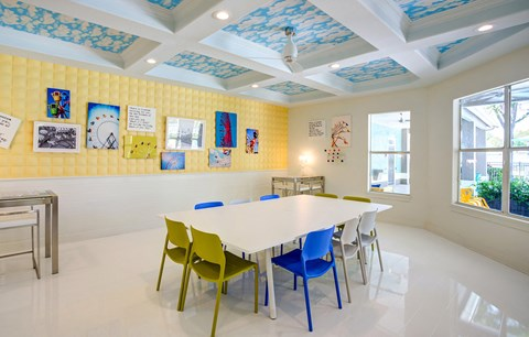 Kids Activity Room