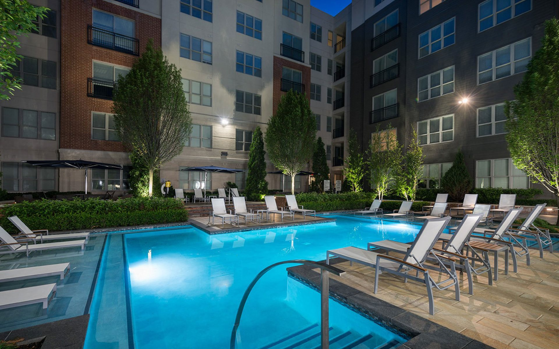 Hanover Valley Forge Apartments In King Of Prussia Pa