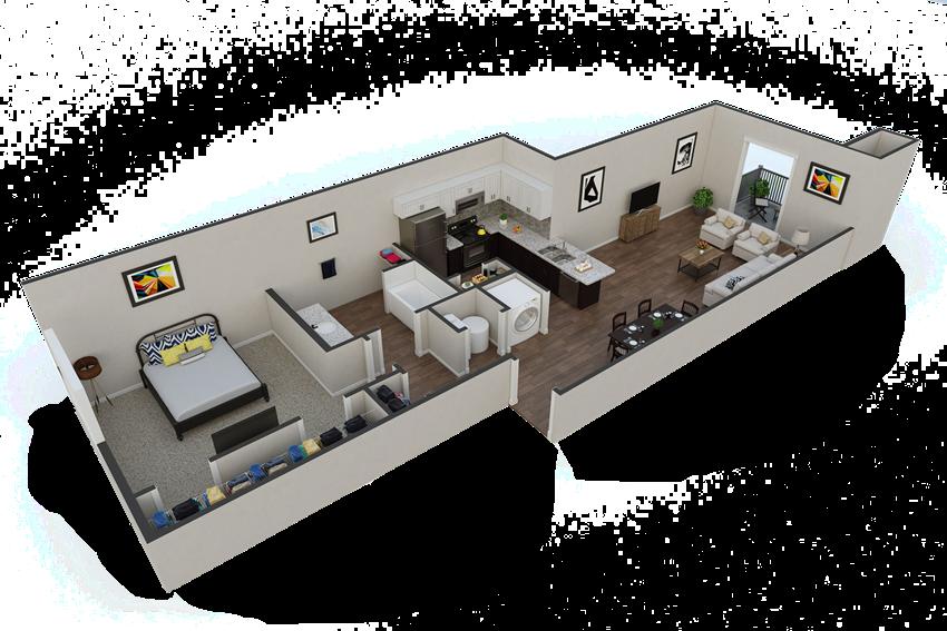Bastion Floor Plan