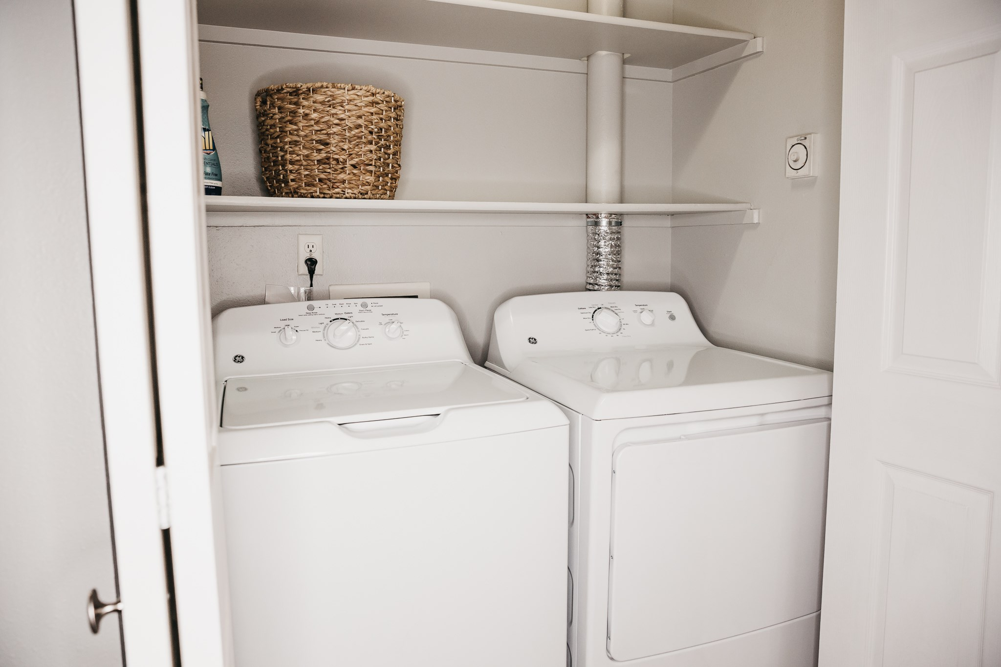 GoGo Heights Washer and Dryer