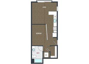 S22 floor plan.