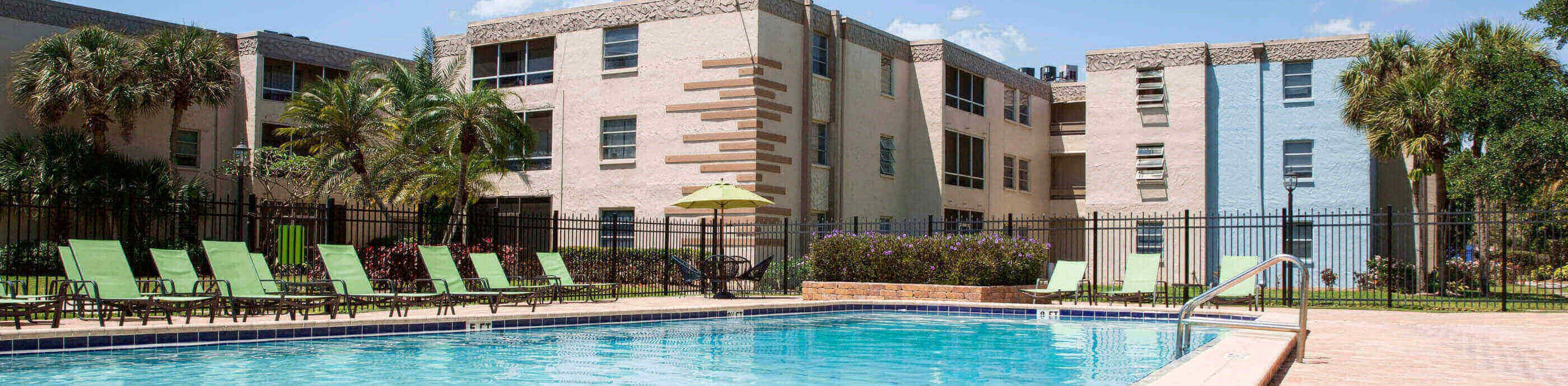 Private Swimming Pool at Harlow at Gateway, Florida, 33702