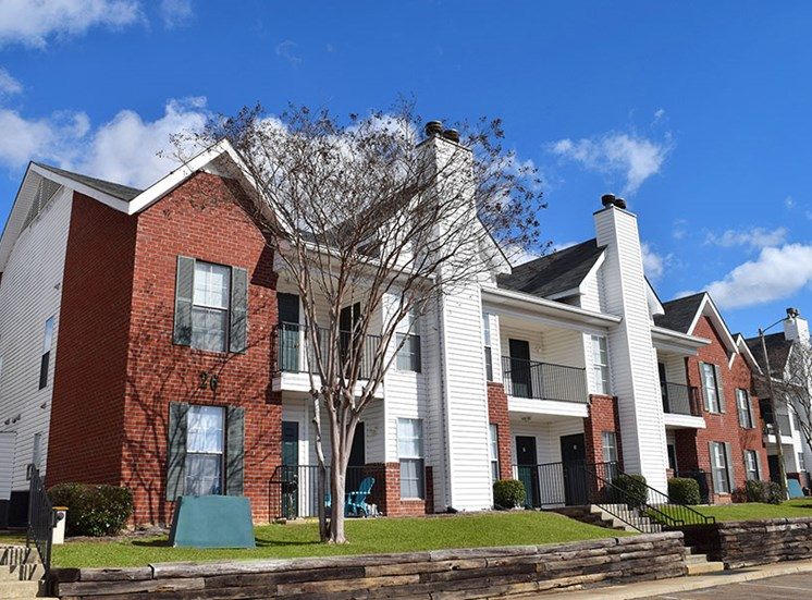 gated access at Ridgeland Place Apartment Homes, Mississippi