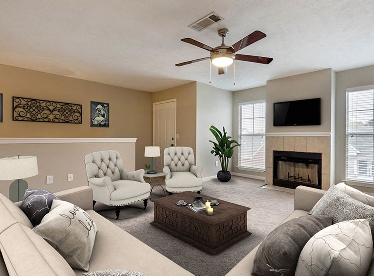 Redesigned Apartment Homes at Ridgeland Place Apartment Homes, Ridgeland, 39157