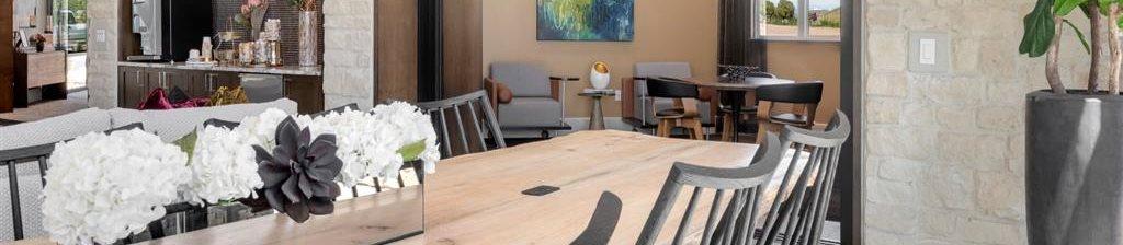 Dining Area at Gateway Arvada Ridge, Colorado, 80002