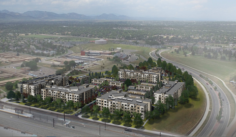 Sophisticated Apartment Living in the Heart of the City at Gateway Arvada Ridge, Arvada, 80002