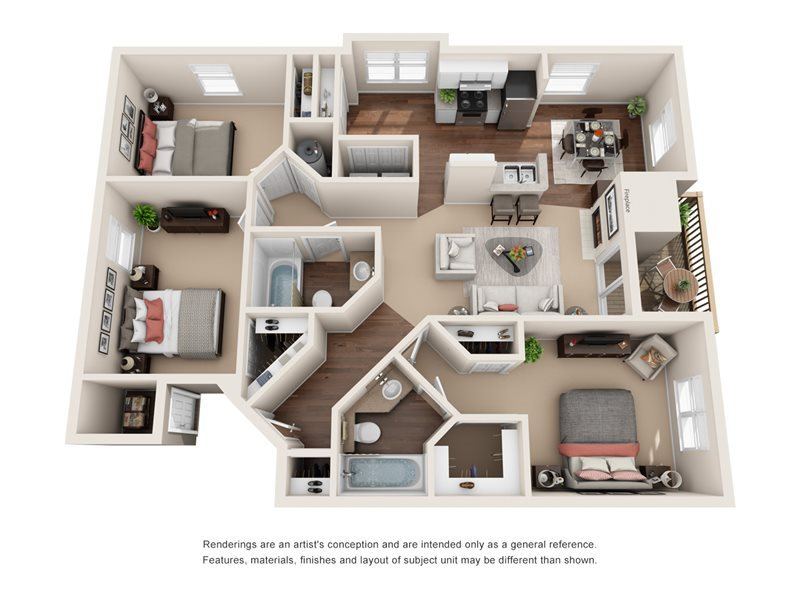 Lynnhaven Floor Plan 7