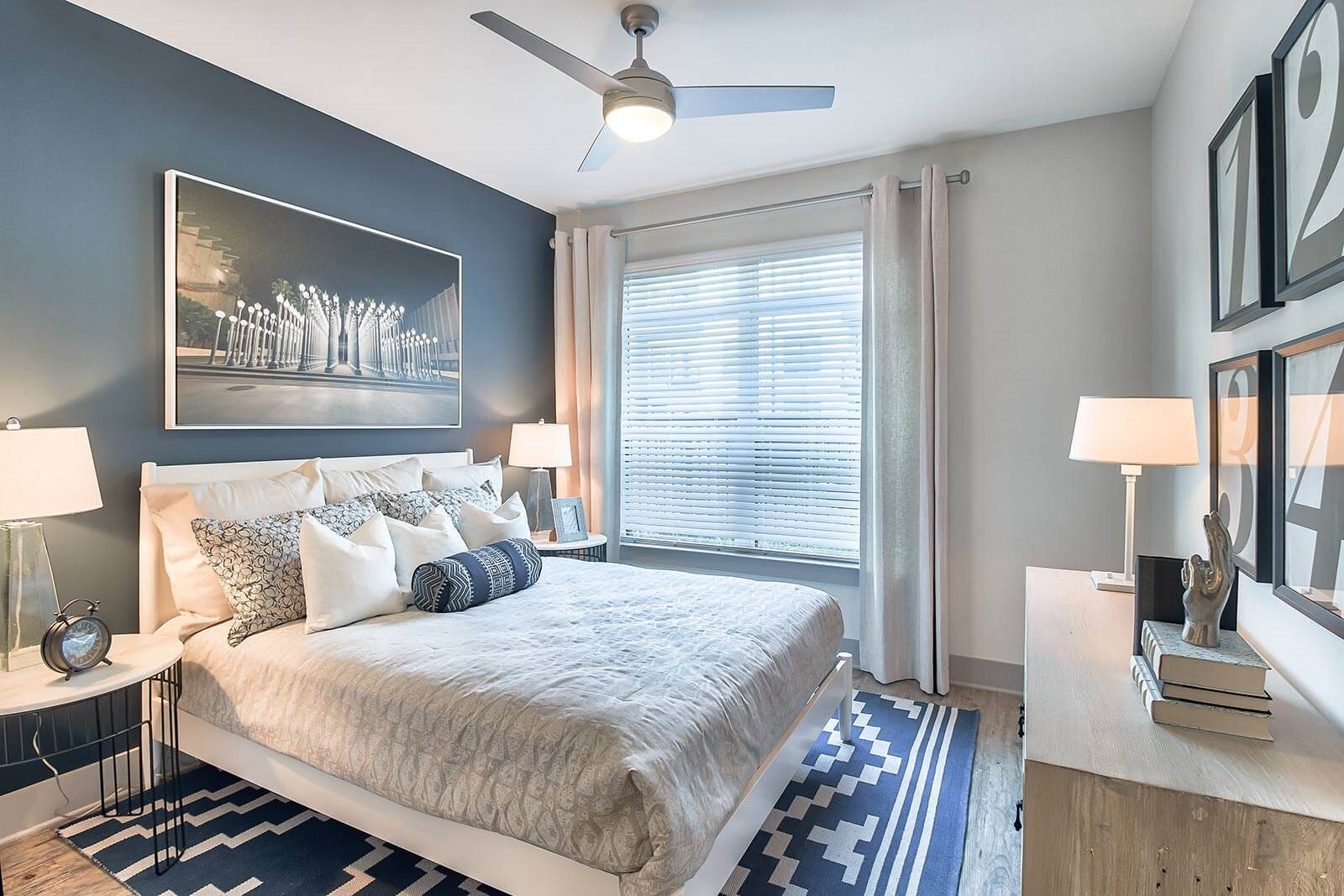 Large Comfortable Bedrooms With Expansive Windows at Windsor Parkview, 5070 Peachtree Boulevard, Chamblee