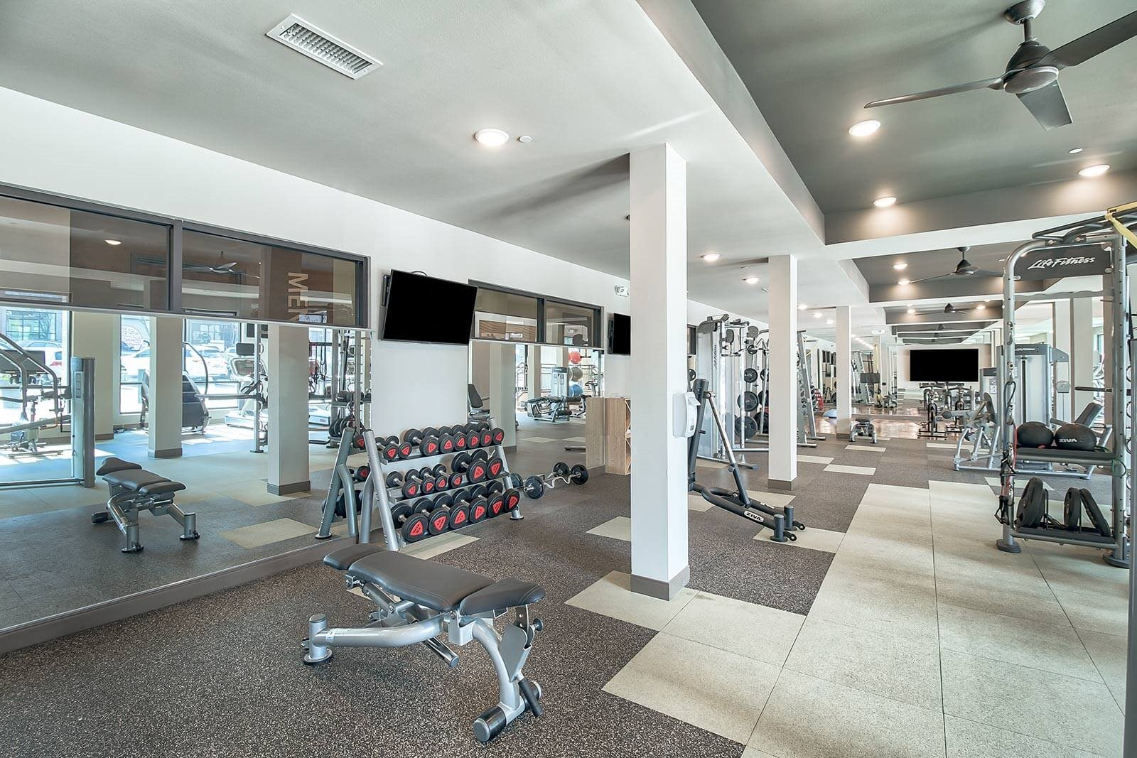 24-Hour Fitness Center at Windsor Parkview, Chamblee, GA