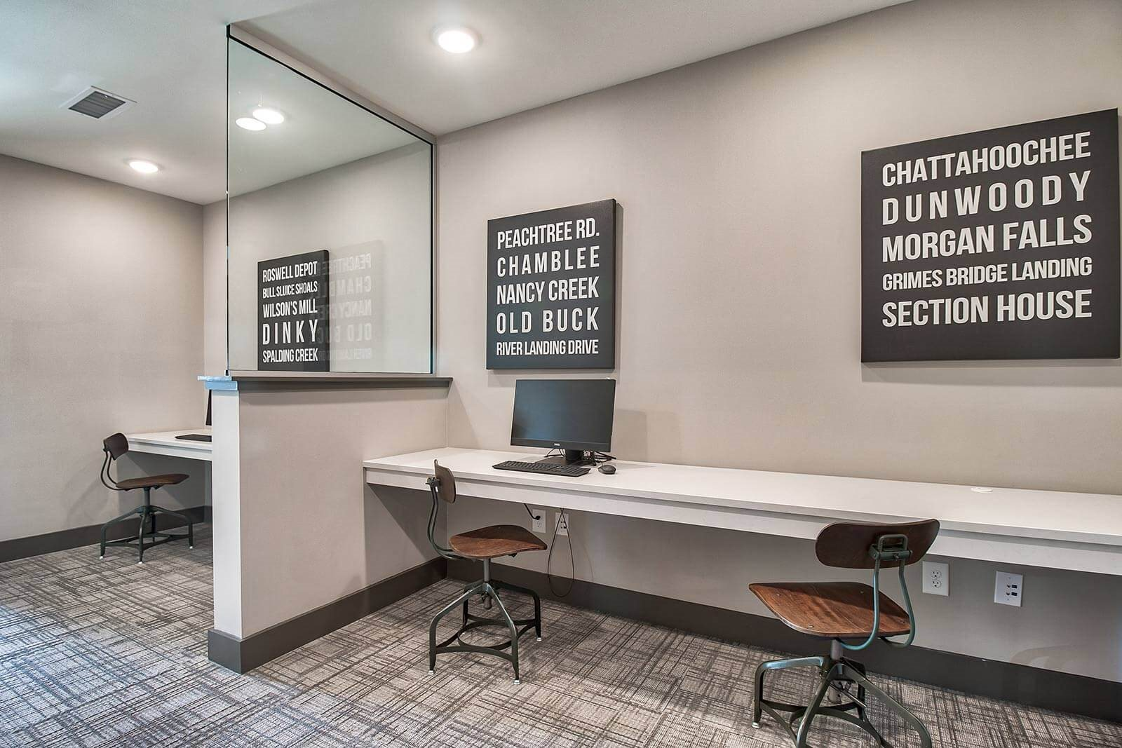 Suites in Business Center  at Windsor Parkview, 5070 Peachtree Boulevard, Chamblee