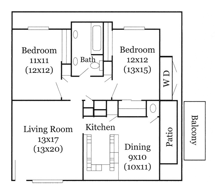 Cheltingham Floor Plan 4
