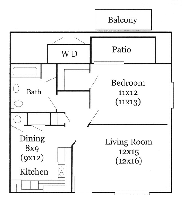 Jillingham Floor Plan 1