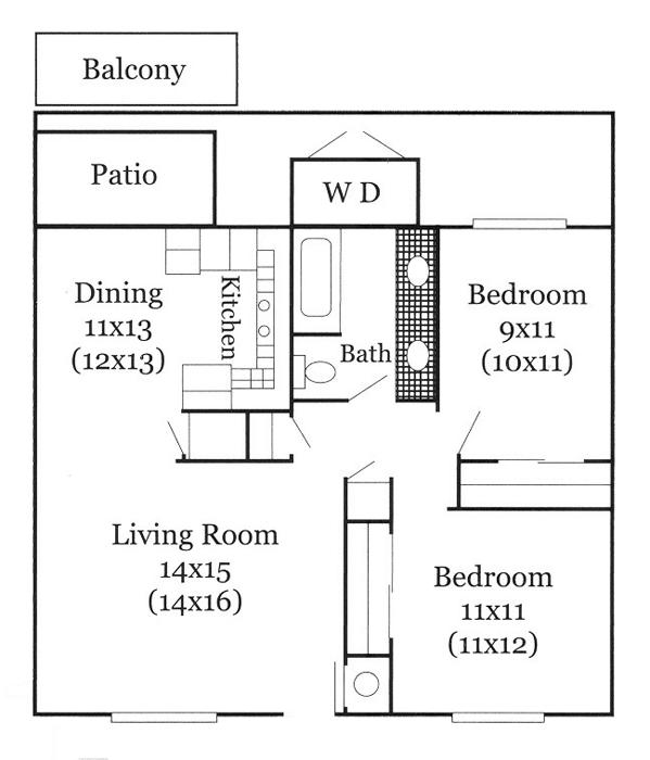 Manchester Floor Plan 3