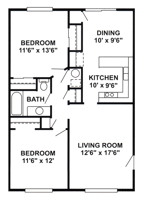 Cheltingham Floor Plan 4