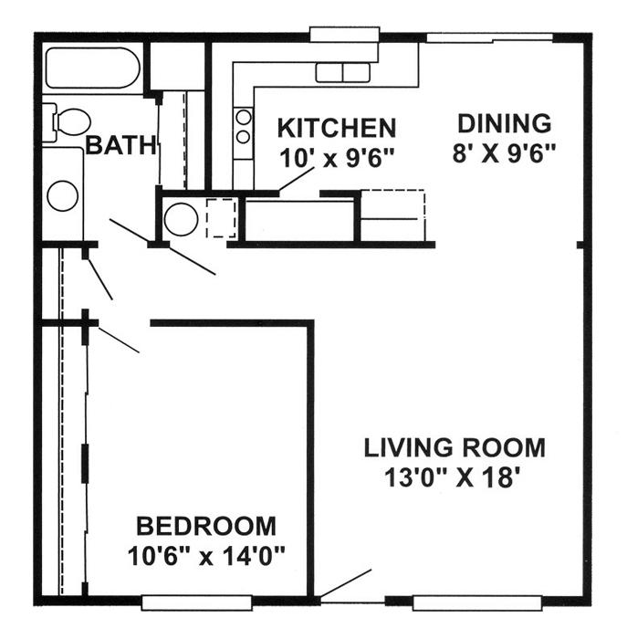 Davenport Floor Plan 2