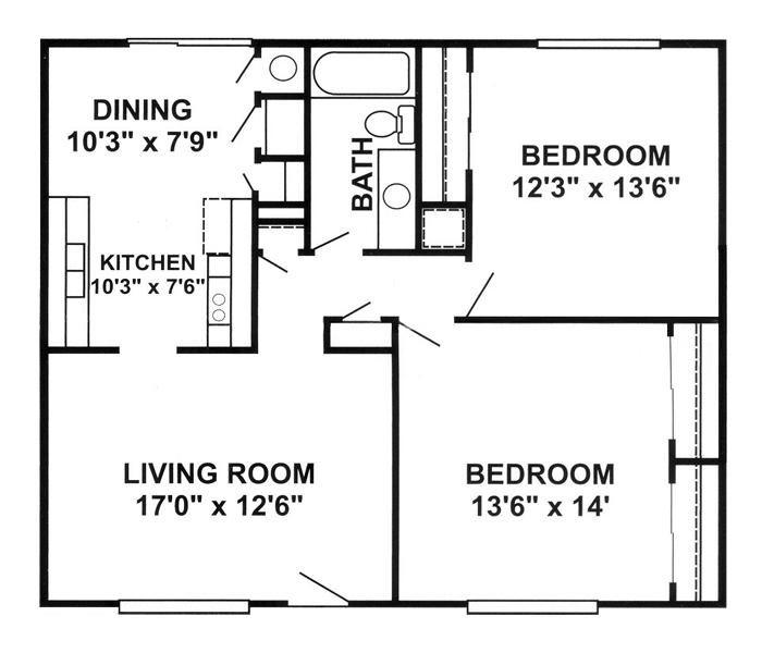 Ingram Floor Plan 5