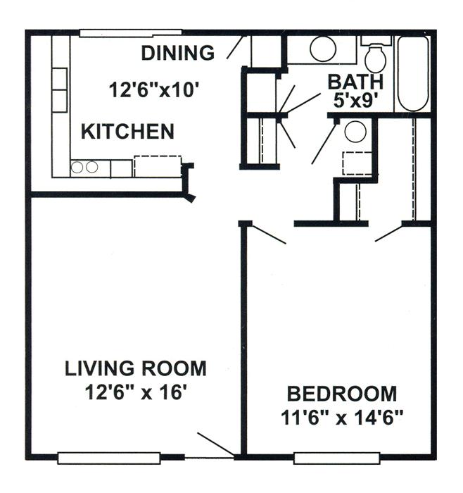 Jillingham Floor Plan 1