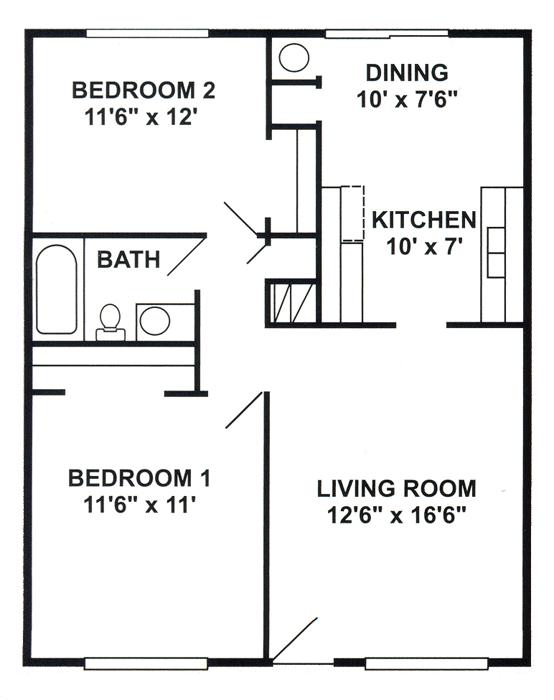 Newberry Floor Plan 7
