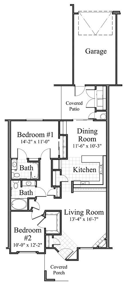 Geraldine Floor Plan 2
