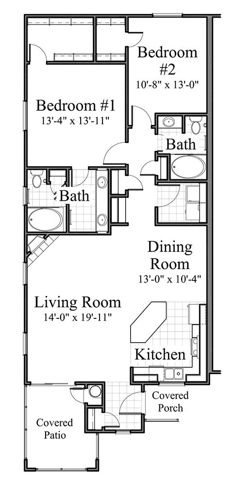 Palacio Floor Plan 7