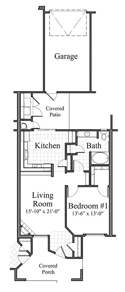 Jornada Floor Plan 1