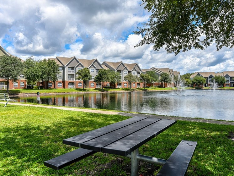 Serene Green Spaces with Picnic Areas at The Finley, Jacksonville, FL  32210