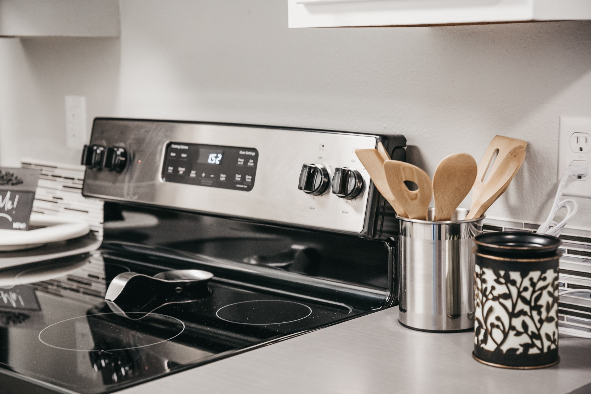 GoGo West Model  Stove Top