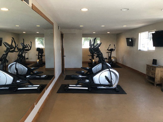 Apartments in Reno - Southridge Apartments Fitness Center