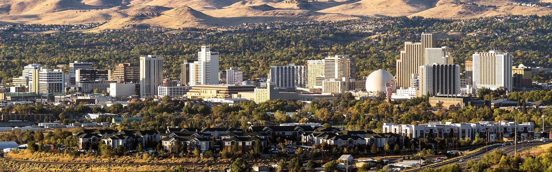 RENO NV City View SouthRidge Apts for rent Reno NV 89523
