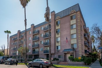 1345 N. Kingsley Dr. 1-2 Beds Apartment for Rent Photo Gallery 1