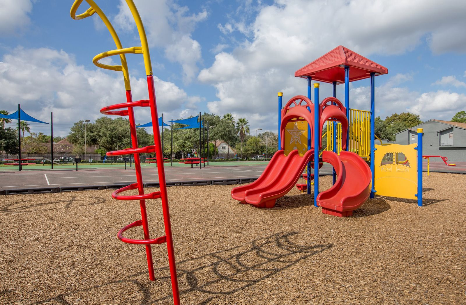 Children's Play Area  at Westside Flats, Houston