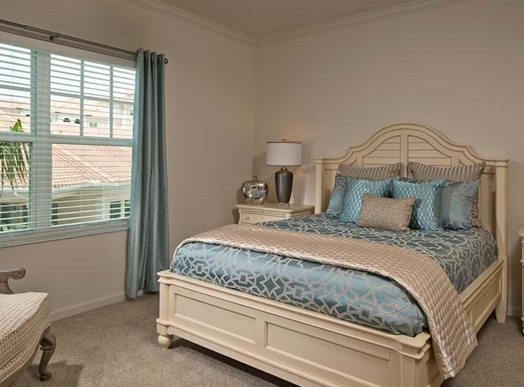 Spacious Bedrooms at Diamond Oaks Village, Bonita Springs