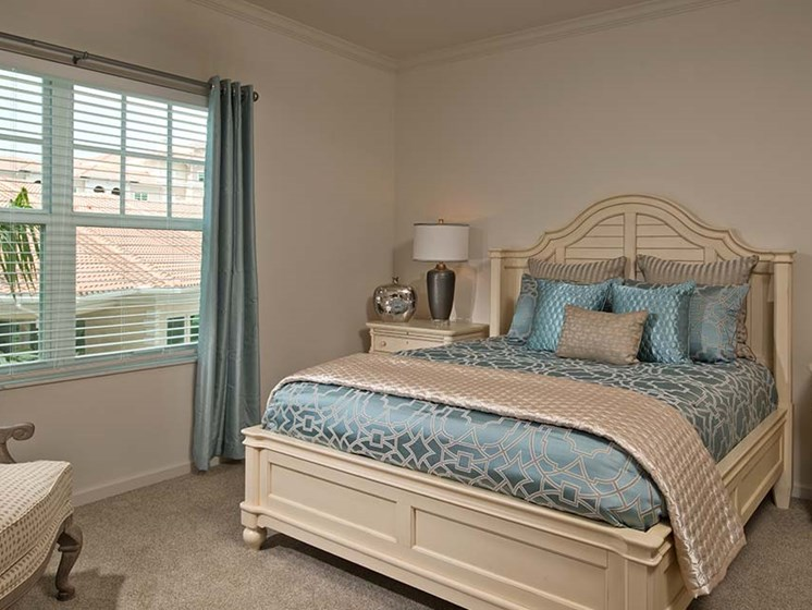 Spacious Bedrooms at Diamond Oaks Village, Bonita Springs