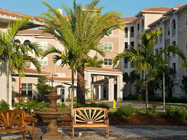 Professionally managed by United Realty Management Corp., AMO® at Diamond Oaks Village, Florida