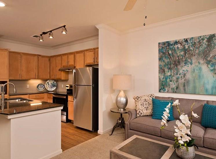 Open Floor Plan at Diamond Oaks Village, Bonita Springs, FL, 34134