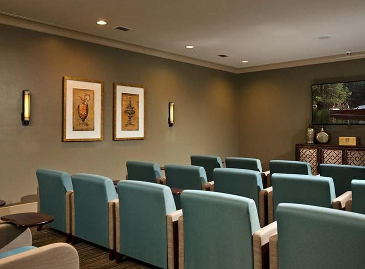 Theater Room at Diamond Oaks Village, Bonita Springs, 34134