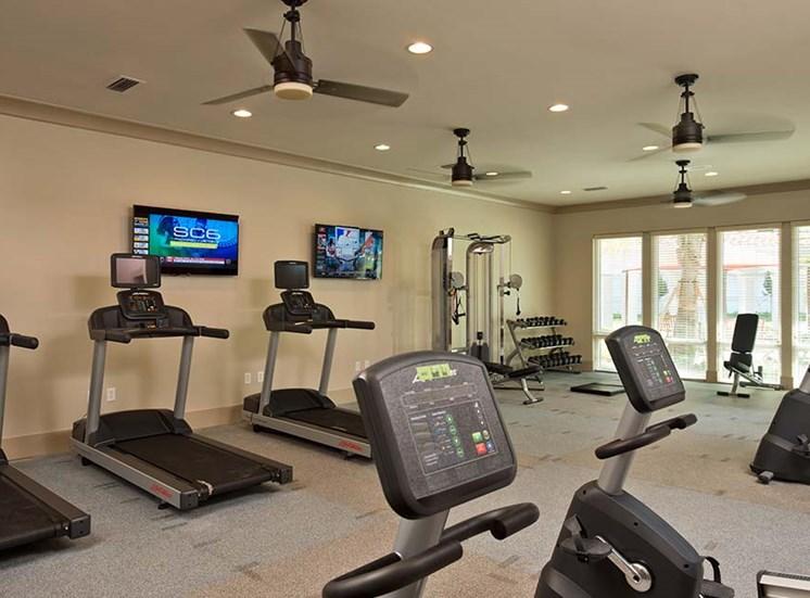 Cardio Equipment at Diamond Oaks Village, Bonita Springs, Florida
