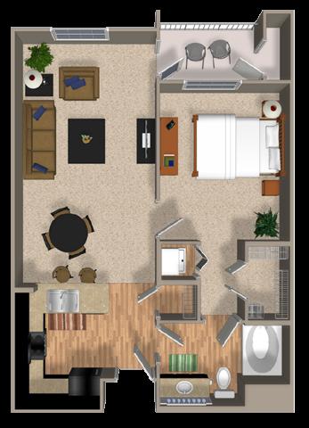 ENERGY Floor Plan 2