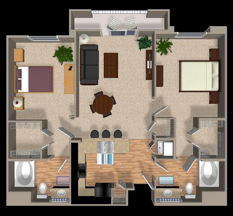 INSPIRE Floor Plan 5