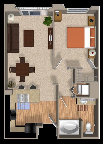 RENEW Floor Plan 1