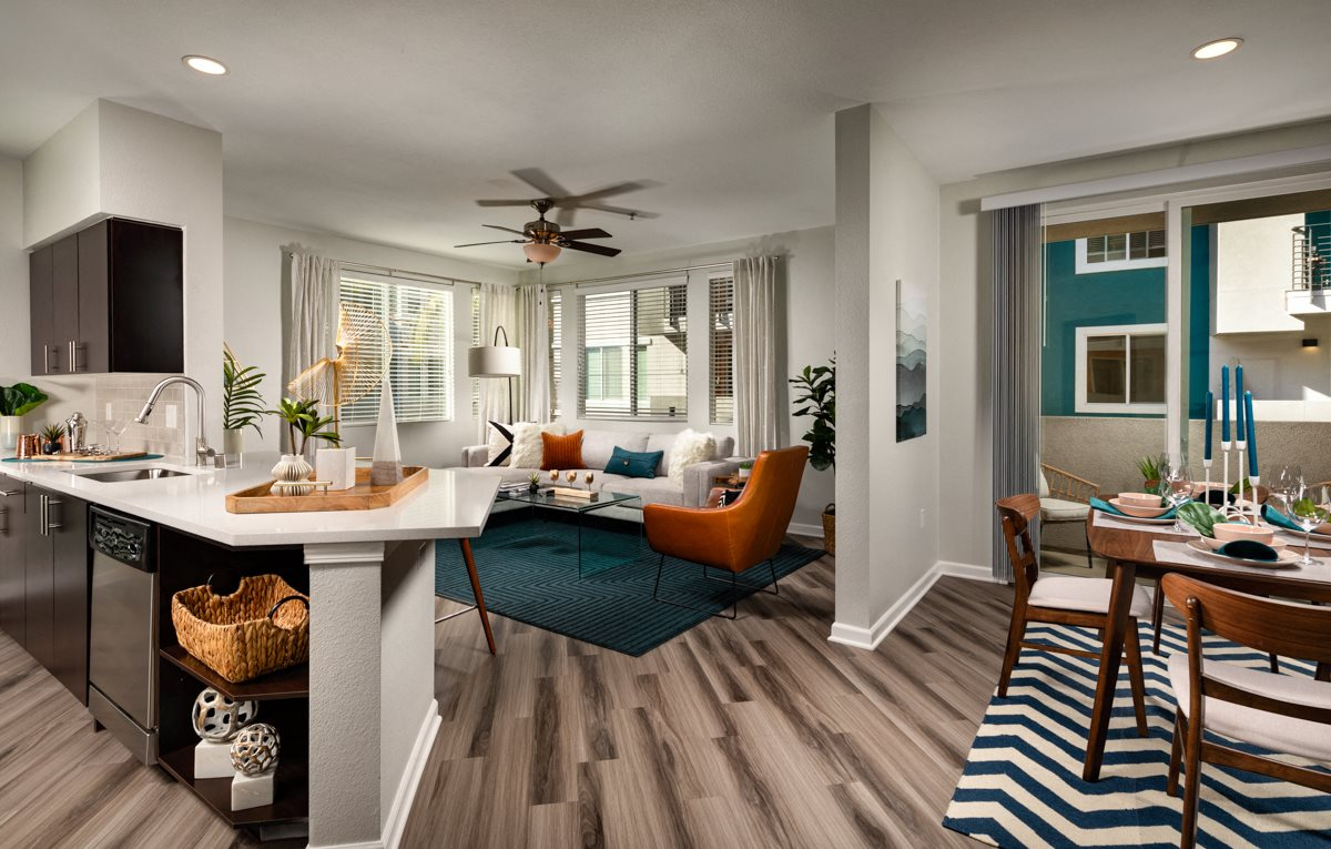 La Mesa Apartments For Rent Welcome To The District